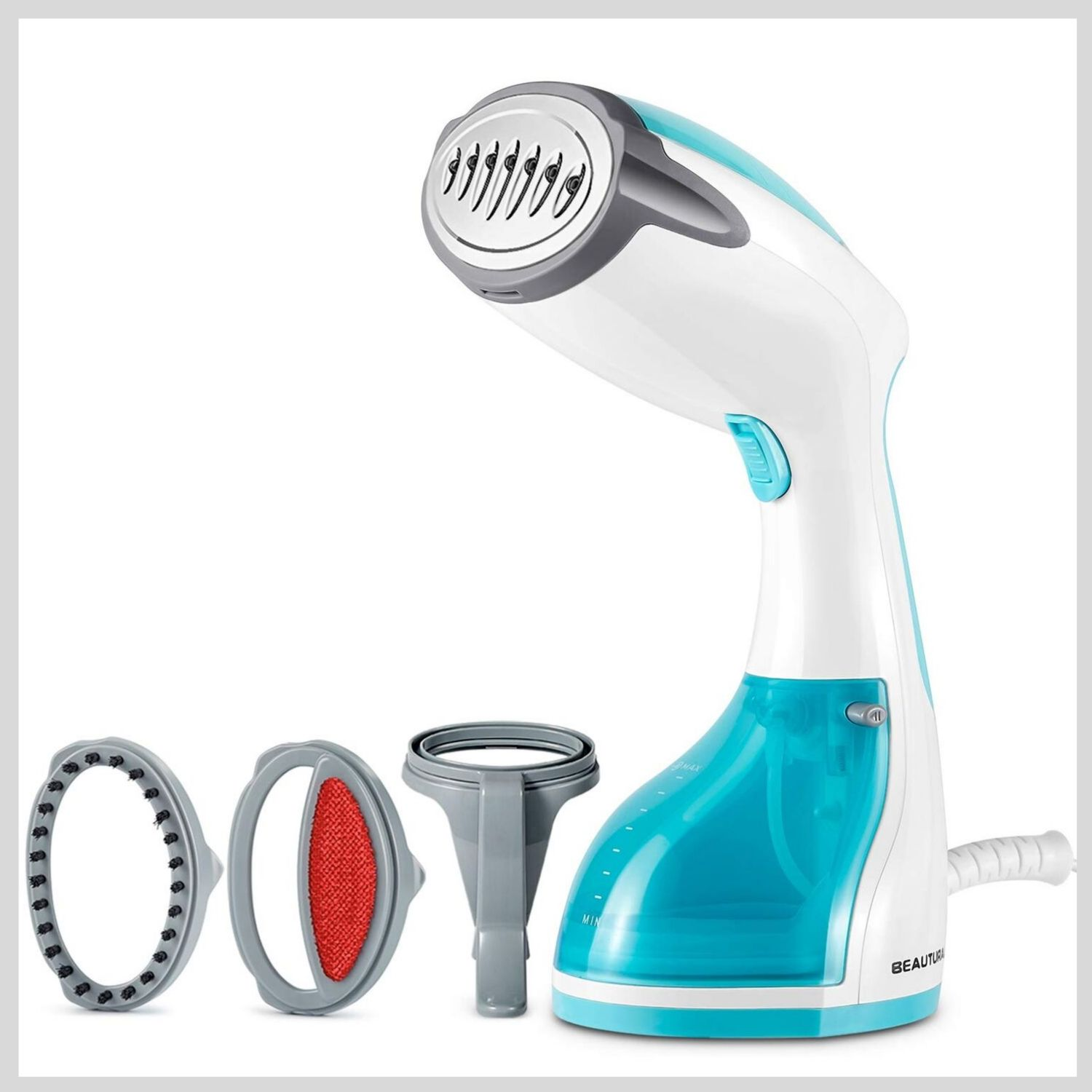 BEAUTURAL 1200-Watt Handheld Steamer