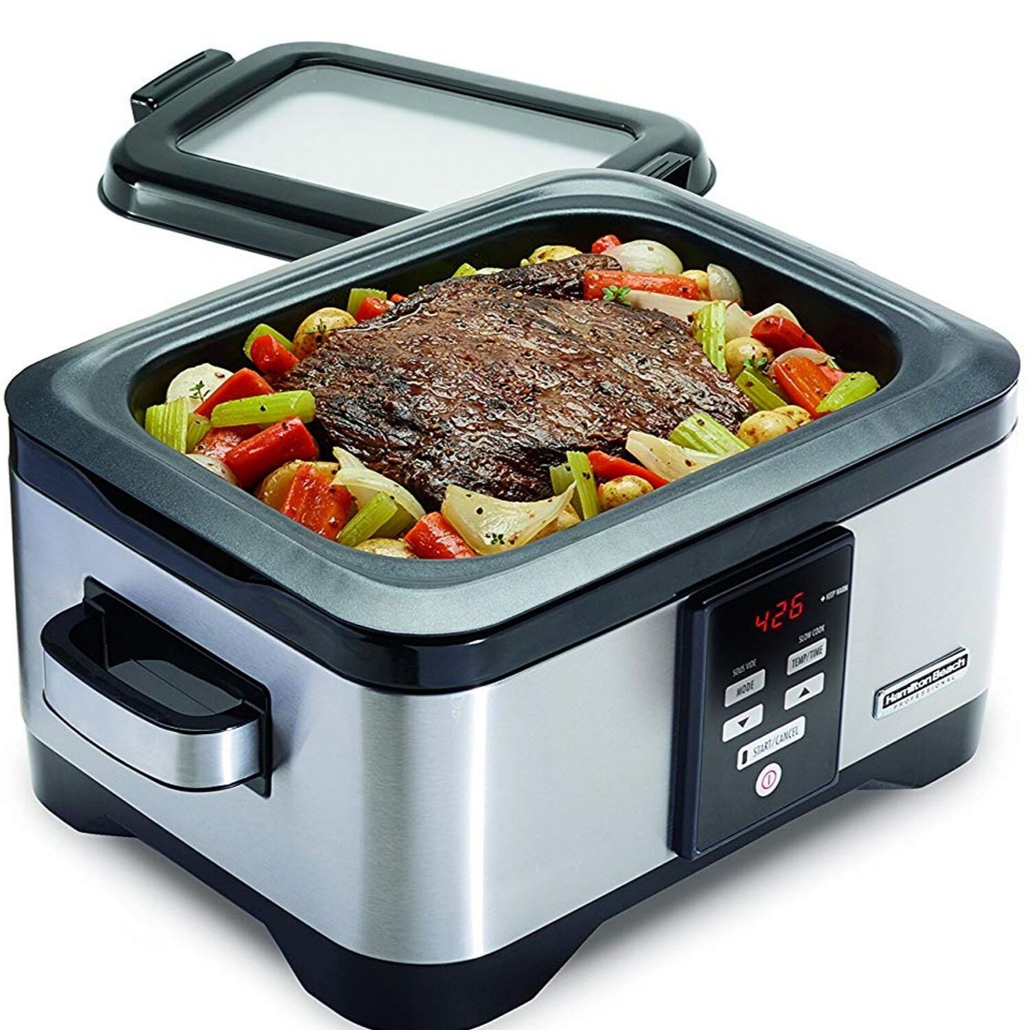 Hamilton Beach Professional Sous Vide Water Oven & Slow Cooker