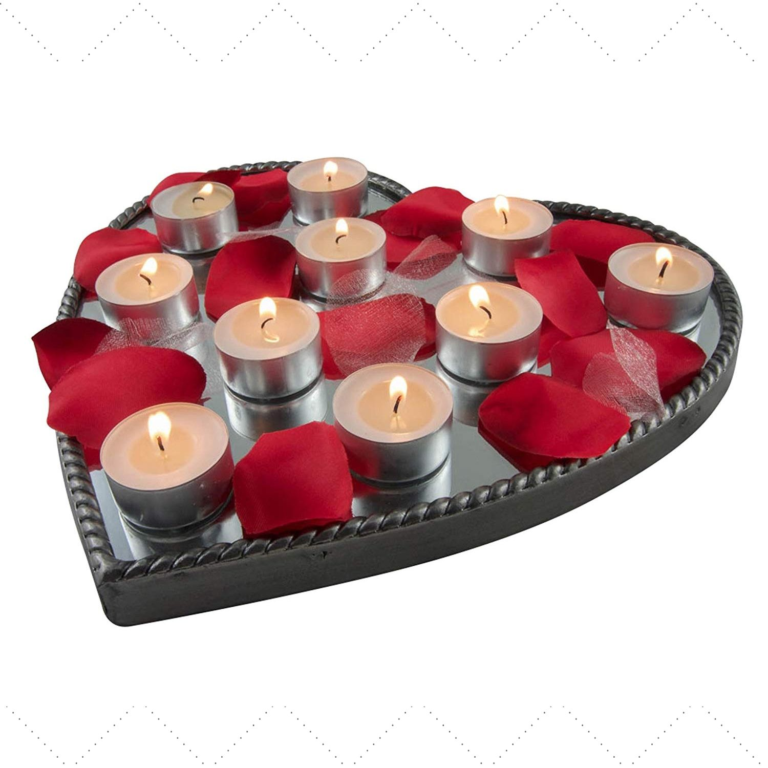 Tea Light Candles 6-7 Hour - Use for Floating Candle Centerpiece