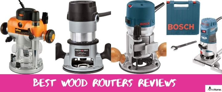 Best Wood Router Reviews & Comparison Chart For 2020