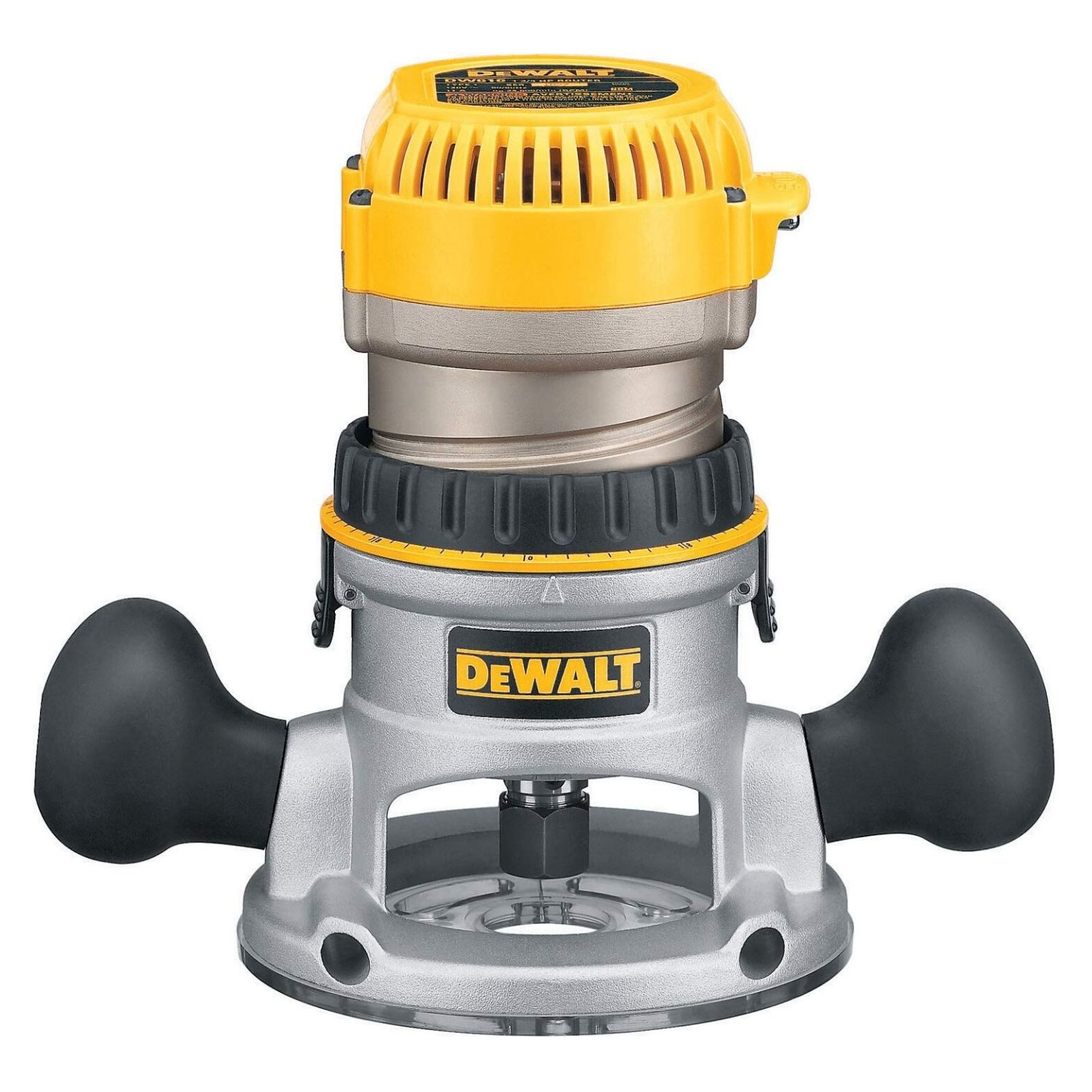 DEWALT Router, Fixed Base, 1-3_4-HP (DW616)