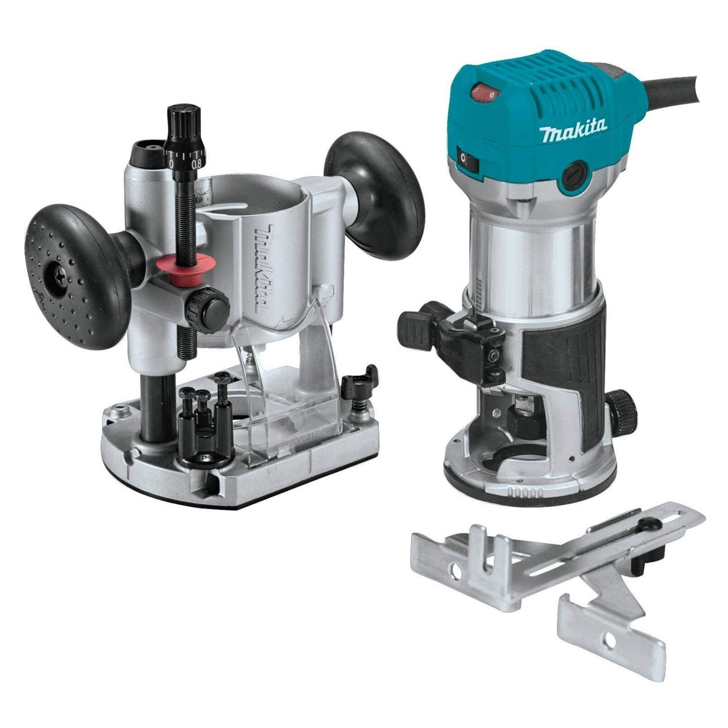 Makita RT0701CX7 1-1_4 HP Compact Router Kit